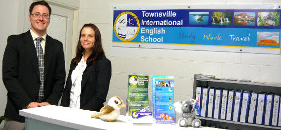 Townsville International English School Directors